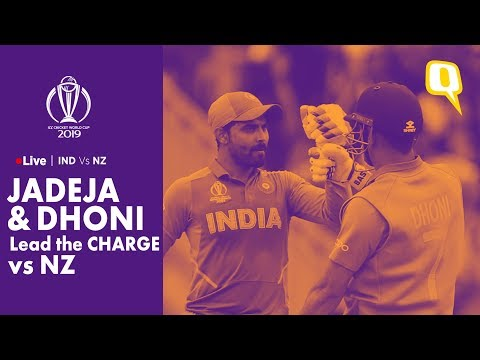 ICC World Cup 2019 Live | Semifinal 1: India Vs New Zealand | India's CWC 2019 Campaign Ends