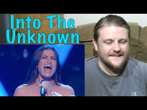 Idina Menzel, Aurora - Into The Unknown (Live at 92nd Oscars) Reaction!