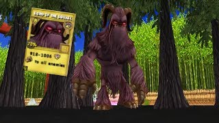 Wizard101 Forest Lord Spell Quest