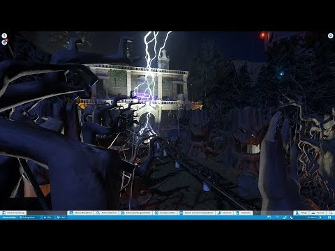 World of Ghosts  - NEW VERSION! Planet Coaster Ride |