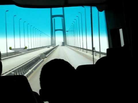 Egypt Elsalm bridge Suez canal   M
