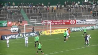 FC Homburg - 1. FC Saarbrücken | Spielzusammenfassung (15. Spieltag)