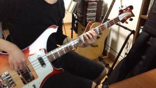 Muse- Stockholm Syndrome (Bass Cover)