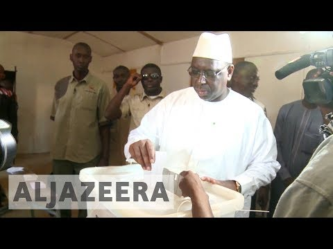 Senegal to vote in parliamentary elections after bitter campaign