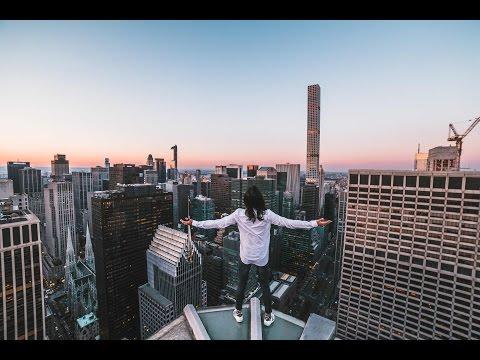 Climbing a Luxury Skyscraper in New York City