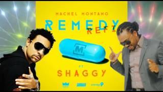 Machel Montano Ft  Shaggy - Remedy Refix @PrecisionProd @machelmontano @DiRealShaggy