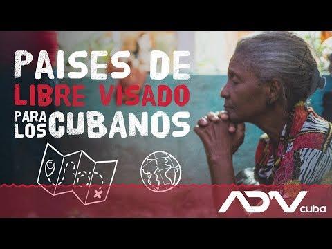 Cubanos Pueden Viajar Sin Visa A 32 Países Del Mundo (+ Lista Actualizada 2019)