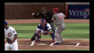 MLB 18 2026 NLCS Cubs VS Phillies Game 2
