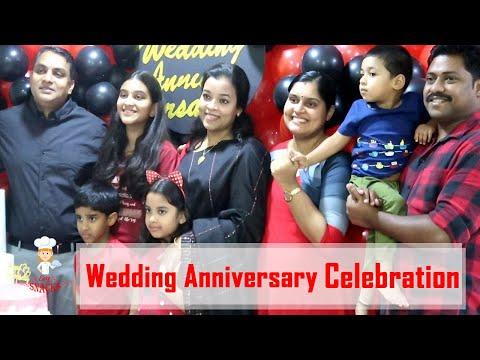 Our 4th Wedding Anniversary Celebration//Wedding Anniversary Celebration Idea at Home//EPS;234