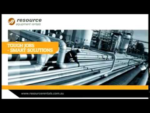 Profile Video - Resource Equipment Rentals