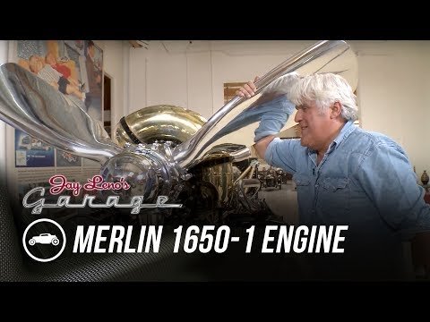 The Engine That Won World War II  Jay Leno's Garage
