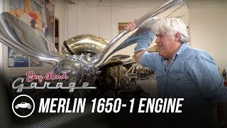 One of Jay Leno's Garage's most viewed videos: The Engine That Won World War II - Jay Leno's Garage