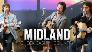 Check Cashin' Country - Midland (Acoustic)