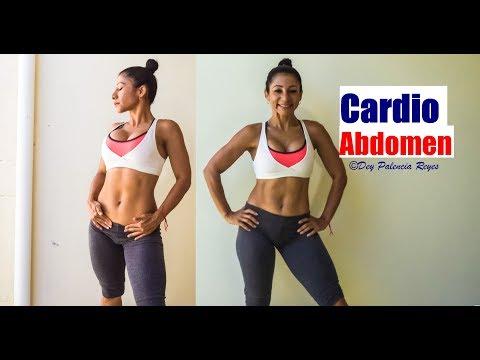 CARDIO ABDOMEN | QUEMAR GRASA | RUTINA 540 - Reducir cintura | Rutina Efectiva |  Dey Palencia