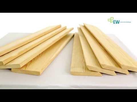 Как самому сделать планкен из сосны