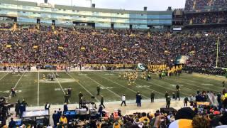 Our Green Bay Trip Lambeau Field 11/30/14 Patriots vs Packers