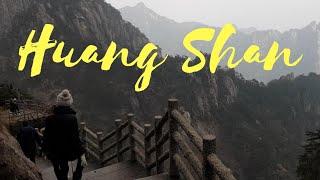 Huang Shan - The Most Beautiful Mountain In China - Mount Huangshan - Yellow Mountain