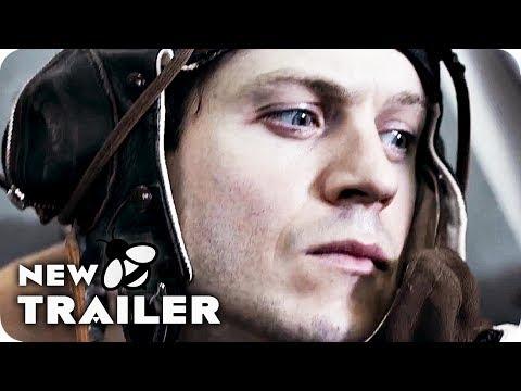Hurricane Trailer 2 (2018) Iwan Rheon War Movie