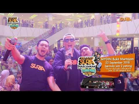 Jelajah Suria DiKecohkan Oleh Team Pagi Suria Promo Bukit Mertajam