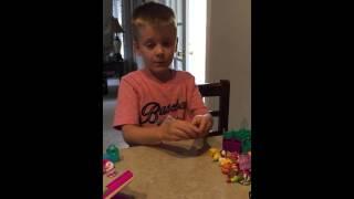 Video Message to Toy Genie Surprises