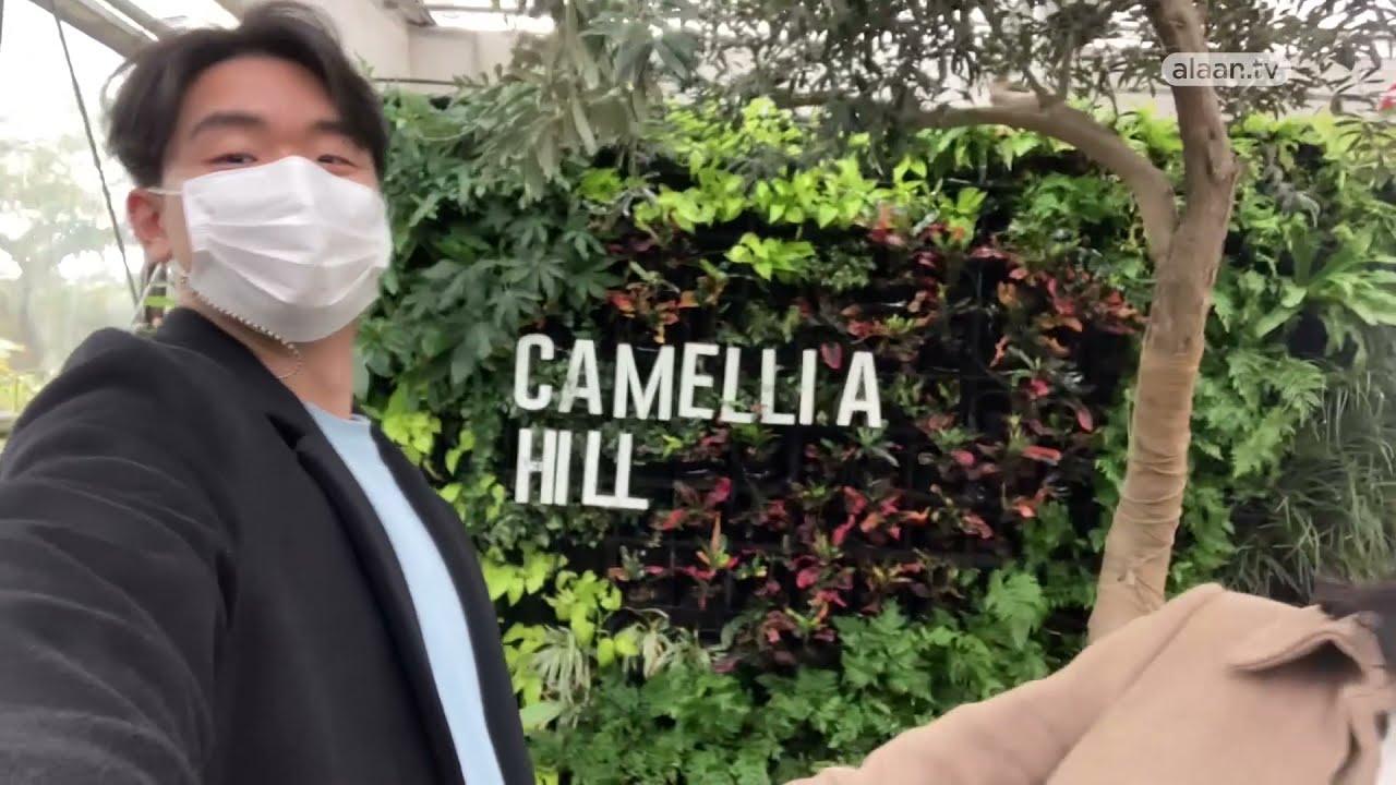 مقتطفـات | عرب في كوريا -  زيارة لينا وصديقها الكوري إلى كاميليا هيل  - نشر قبل 2 ساعة