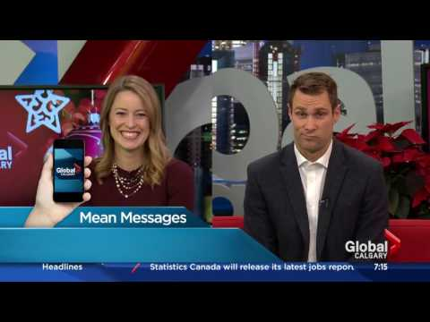 Thumbnail: Morning news crew reads out mean messages sent to them in 2016