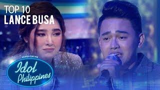 "Lance Busa performs ""Ako Muna""   Live Round   Idol Philippines 2019"