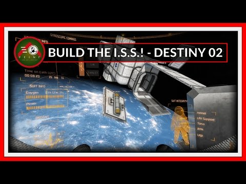 Building the ISS - PART 02 - Destiny Laboratory continues