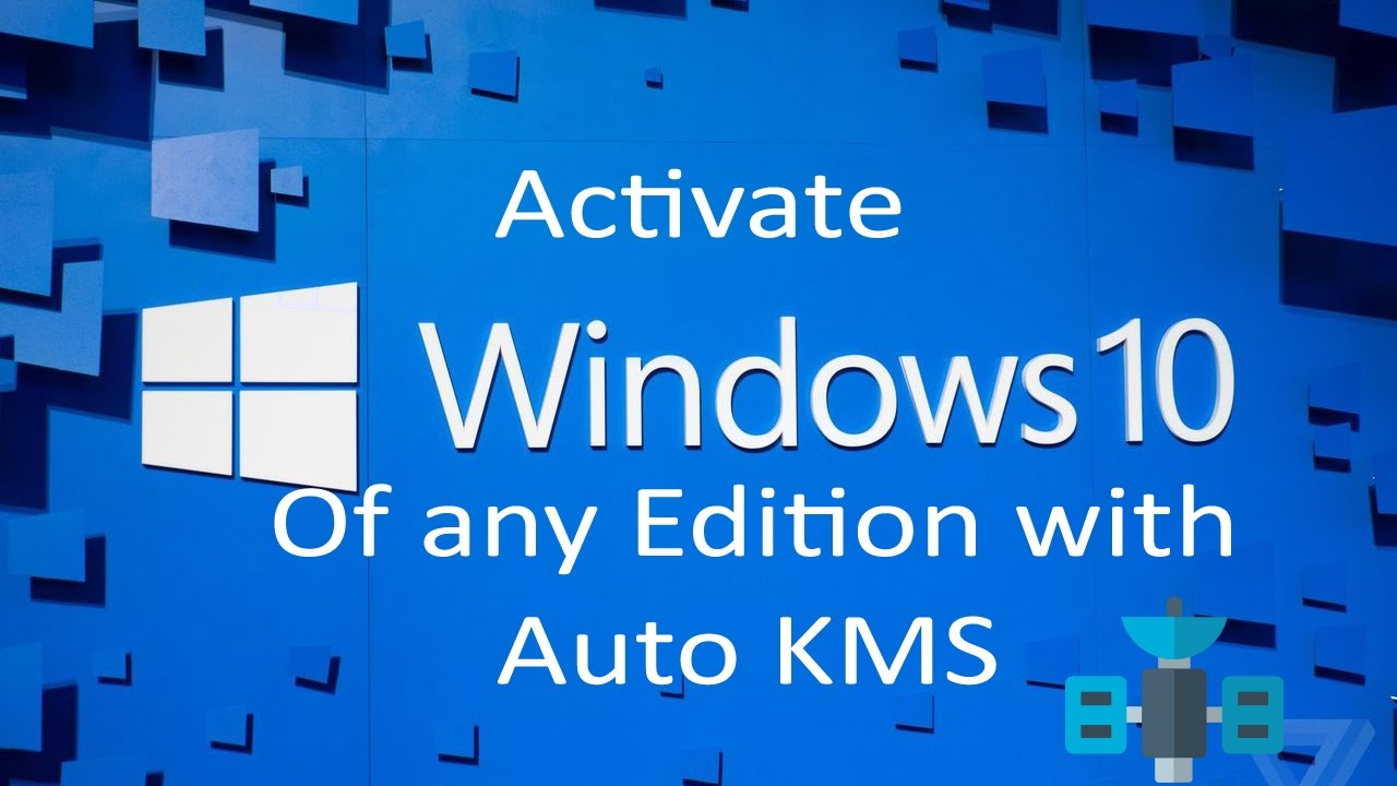 windows 10 home autokms