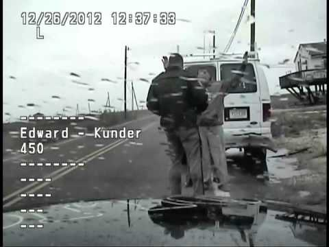 Stafford Township (Ocean County) New Jersey Police Traffic Stop