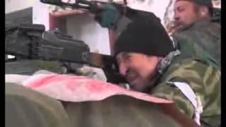 Жестокая война в Украине