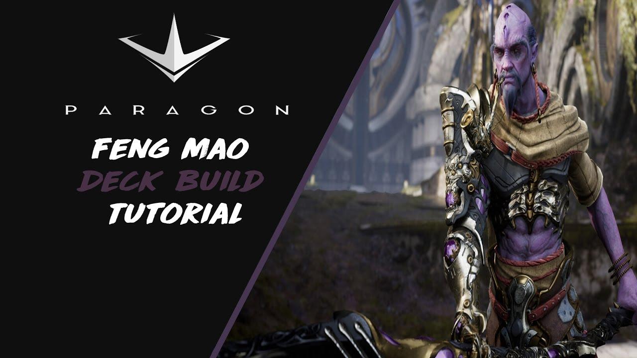 feng mao deck build tutorial youtube
