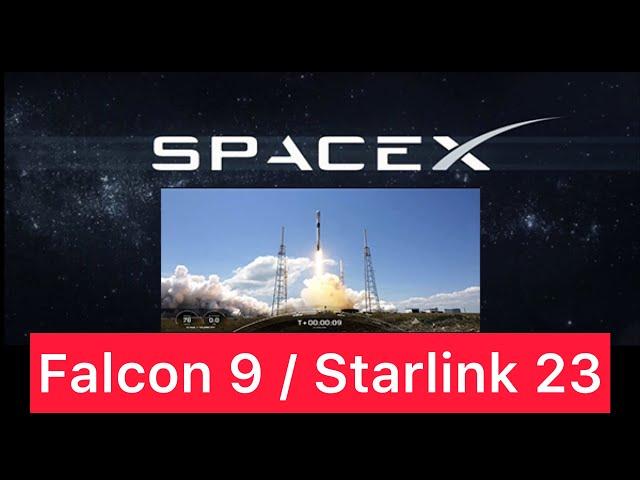 Misión SPACEX 🚀: Mira el lanzamiento de 60 SATELITES 🛰 Starlink