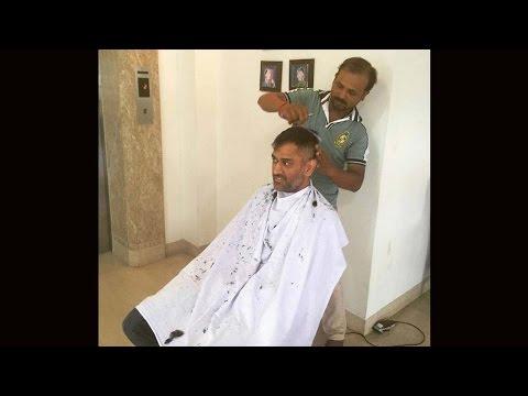 MS Dhoni dons new hair cut after Virat Kohli, pics goes viral   वनइंडिया हिन्दी