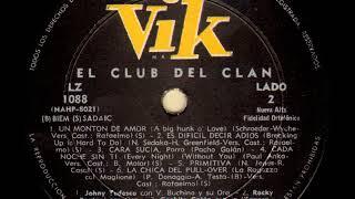 El Club del Clan 10 Lalo Fransen   Cada Noche Sin Ti