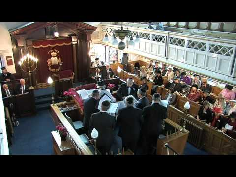 Blackpool Synagogue Last Service Part 1