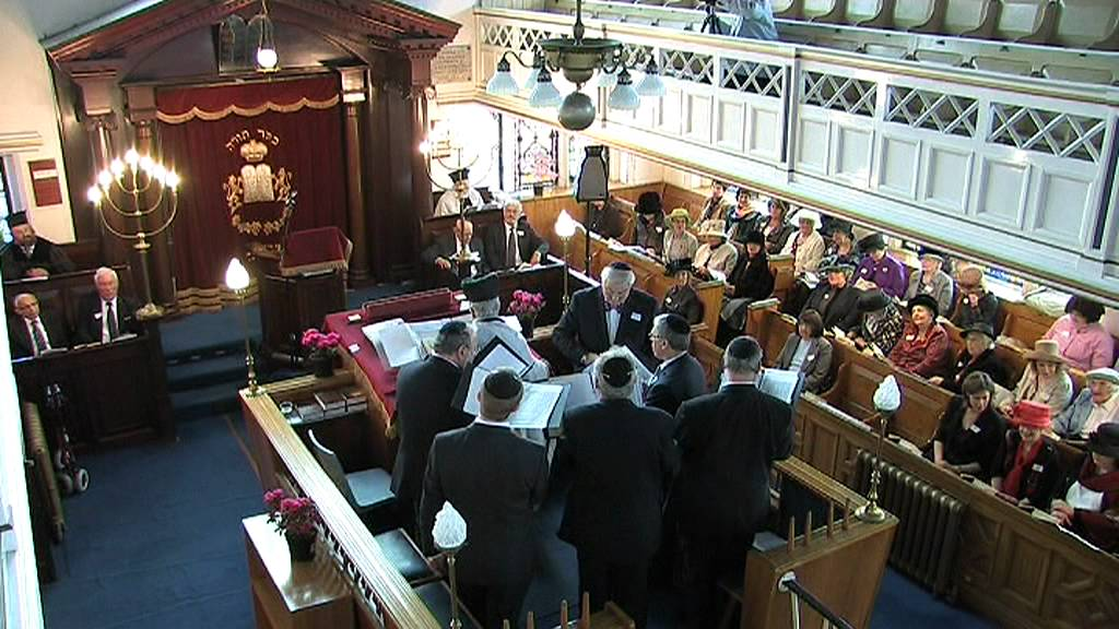Blackpool Synagogue Last Service Part 1 Youtube