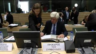 AGRIFISH Council of Ministers (Brussels, 19.05.2014) - Roundtable