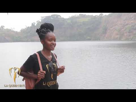 MISS EARTH LIBERIA 2019 CONTESTANT SIGHTSEEING TRIP TO ROBERTSPORTS, GRAND CAPE MOUNT COUNTY
