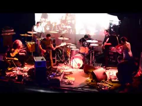 Godspeed You! Black Emperor - East Hastings live at The Liquid Room, Edinburgh, Sunday 25th Oct 2015