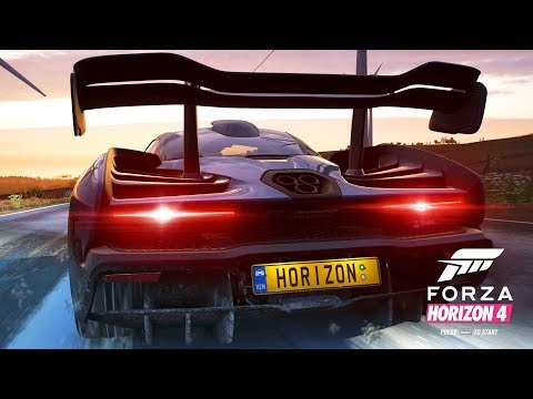 Forza Horizon 4 - Main Menu Theme Song thumbnail