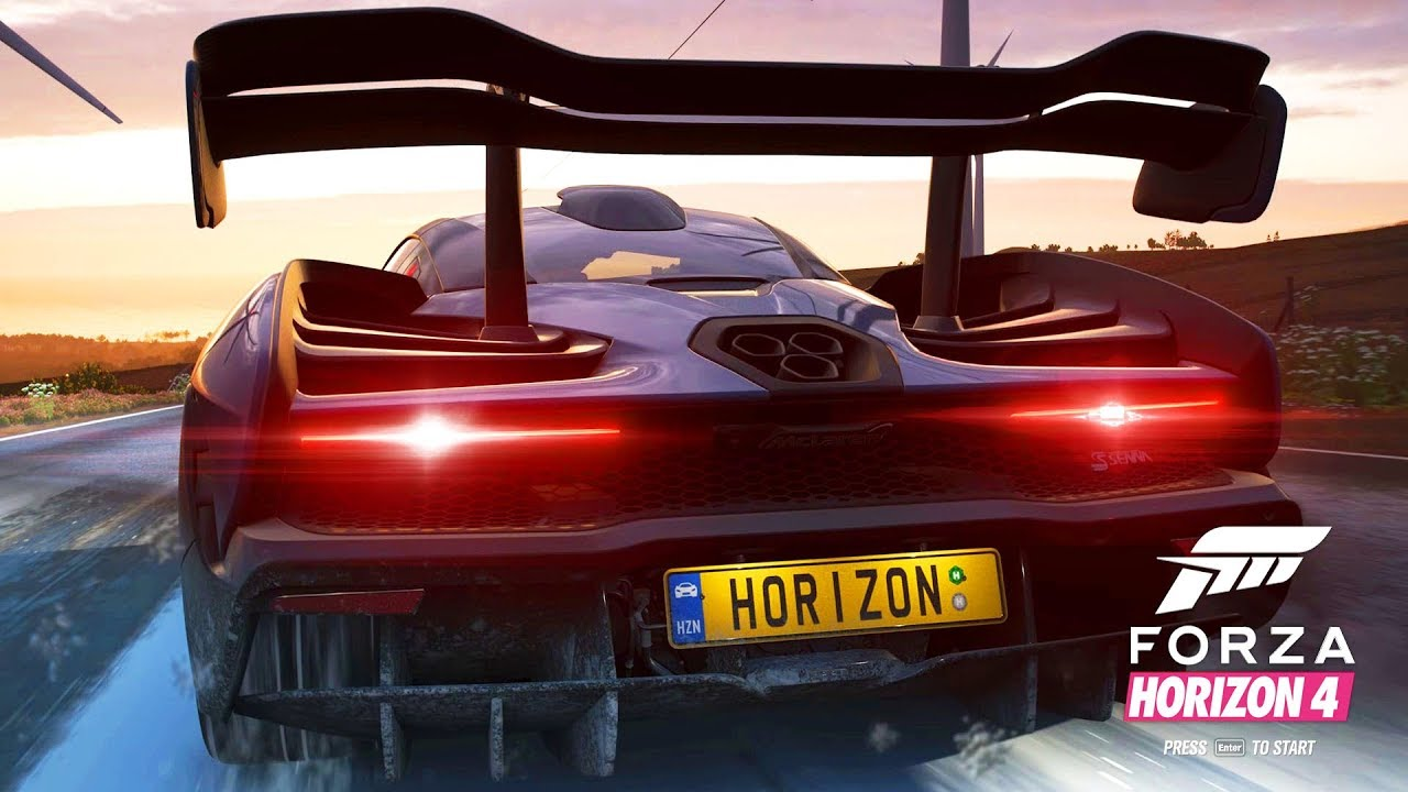 Forza Horizon 4 - Main Menu Theme Song