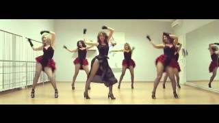 Moulin Rouge Christina Aguilera   Express Хореограф Анастасия Моренко