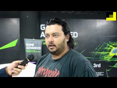 GeForce Garage | Interview with Ali Mahmoud, Local Partipant