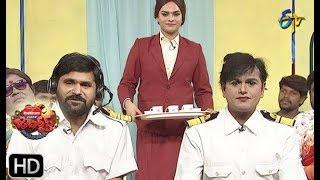 Chalaki Chanti&Sunami Sudhakar Performance | Jabardasth | 16th May 2019  | ETV Telugu