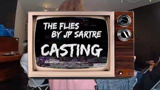 The Flies by Jean-Paul Sartre - Behind The Scenes [Ep. 2]
