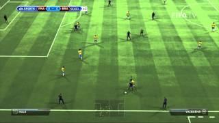 FIFA 14 Tutorial: Shielding the ball