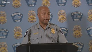 MPD police chief addresses uptick in departing officers