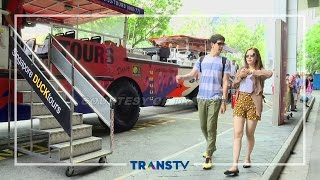 CELEBRITY ON VACATION - Dimas Beck And Michele Joan  Goes To Singapore 1 Part 2/3