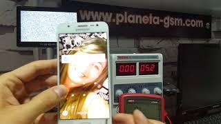 Samsung J5 carga falsa, diagnóstico (aplica para cualquier celular)